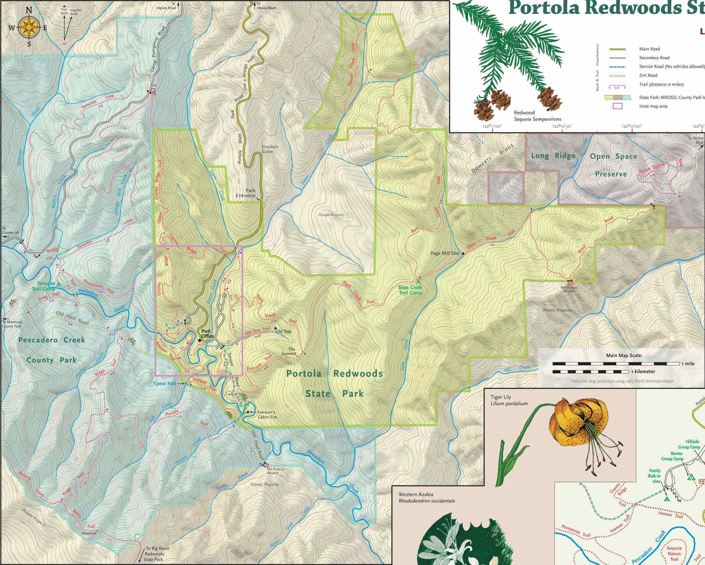 ExpertGPS Calibrated Maps